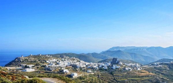 Chora-Amorgos-Cyclades-Greece