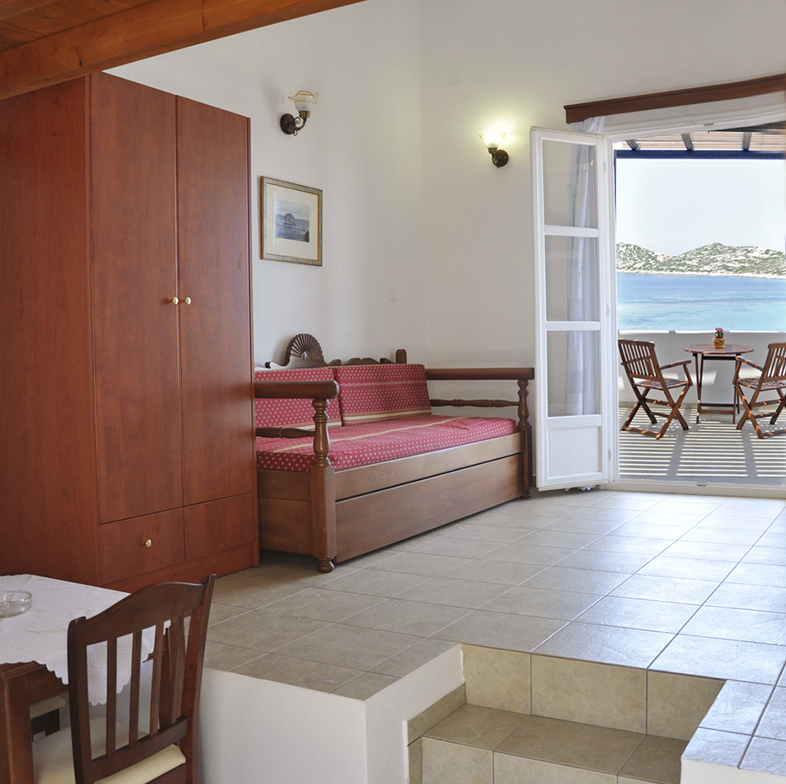 Apartments 3-4 persons Agios Pavlos Accommodation