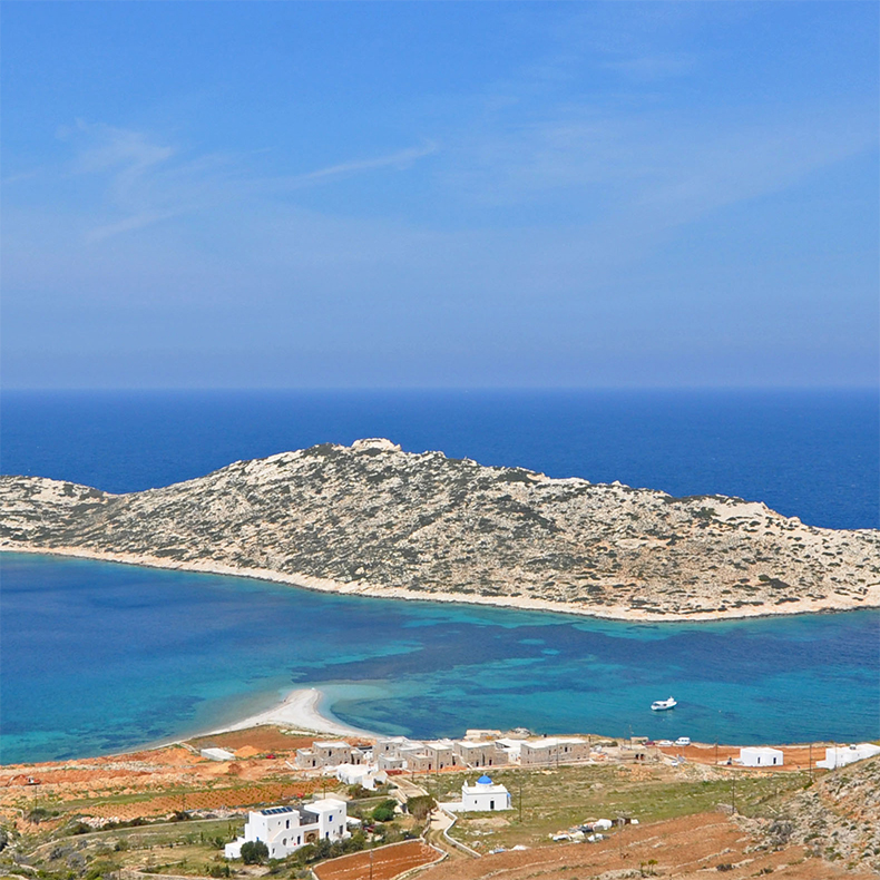 Aspes Village Location Agios Pavlos Amorgos