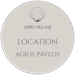 Location Hotel Aspes Village Agios Pavlos Amorgos