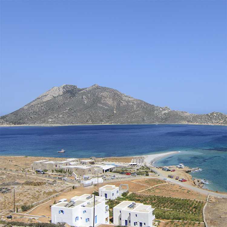 Aspes Village Apartments Amorgos