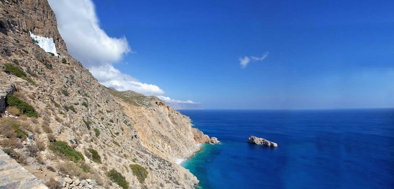 Amorgos Sights Ancient and Religious