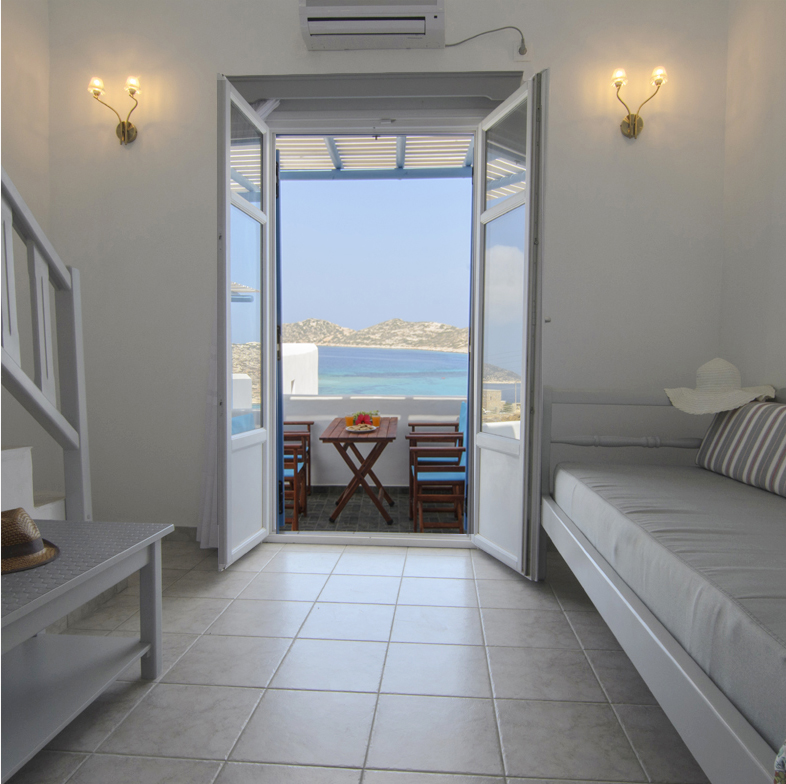 Apartments 3 persons Agios Pavlos Accommodation
