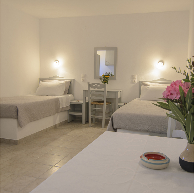 Apartments 4 persons Agios Pavlos Accommodation