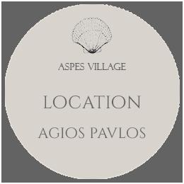 Location Hotel Aspes Village Agios Pavlos Amorgos