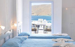 Akrogiali Rooms Amorgos